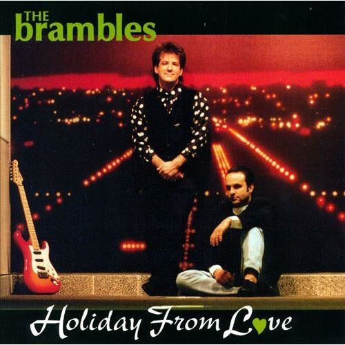 Holiday From Love [CD]