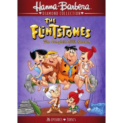 The Flintstones: The Complete Fifth Season [4 Discs] [DVD]