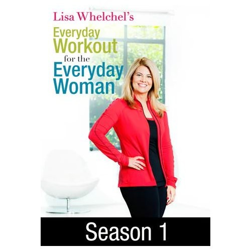 Lisa Whelchel's Everyday Workout for the Everyday Woman [DVD] [2013]