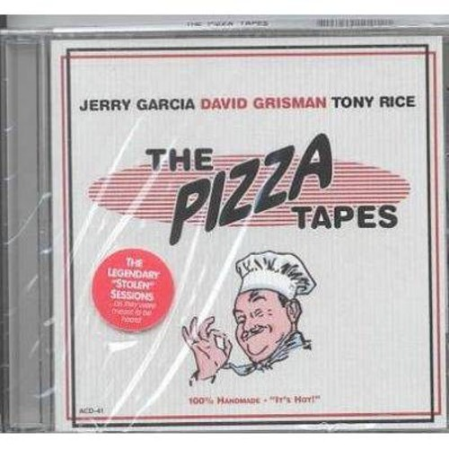 Jerry garcia - Pizza tapes (CD)