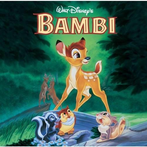 Bambi [Original Motion Picture Soundtrack] [LP] - VINYL