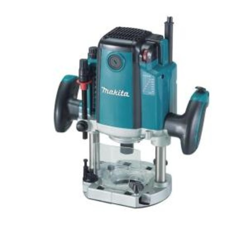 Makita 3-1/4 HP Plunge Router with Variable Speed