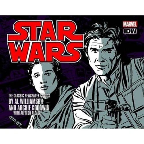 Star Wars : The Classic Newspaper Comics (Vol 2) (Hardcover) (Archie Goodwin)