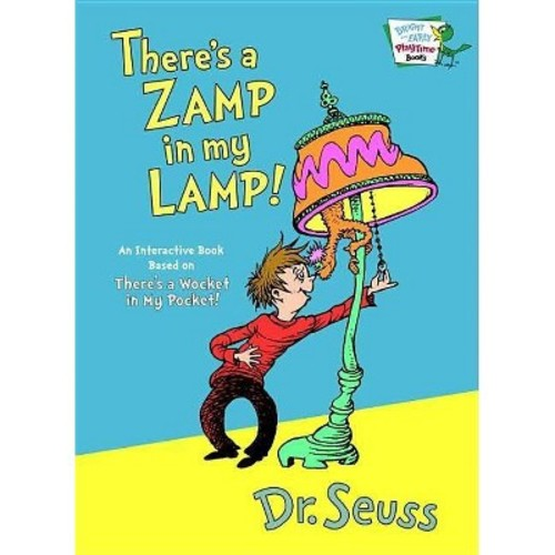 There's a Zamp in My Lamp (Hardcover) (Dr. Seuss)