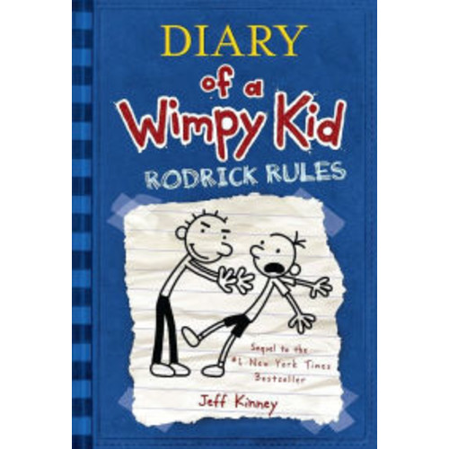 Rodrick Rules (Diary of a Wimpy Kid Series #2) (PagePerfect NOOK Book)