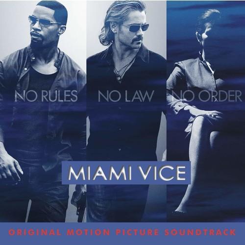 Miami Vice Original Motion Picture Soundtrack Soundtrack