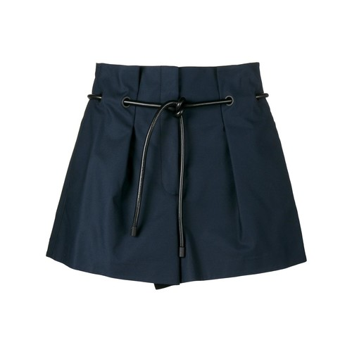 3.1 PHILLIP LIM High-Waisted Tie Shorts