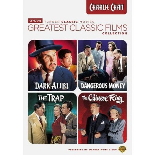 TCM Greatest Classic Films Collection: Charlie Chan [4 Discs]