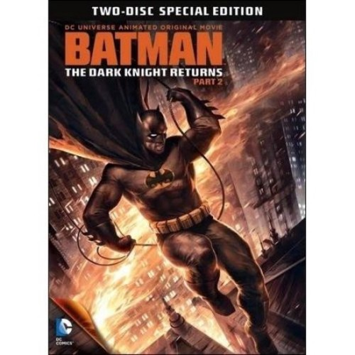 Batman-Dark Knight Returns Part 2-Special Edition