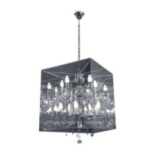 ZUO Centurion 10-Light Translucent Ceiling Pendant