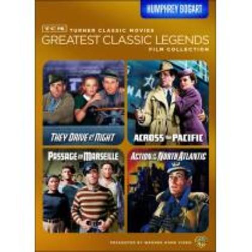TCM Greatest Classic Legends Film Collection: Humphrey Bogart [2 Discs] [DVD]