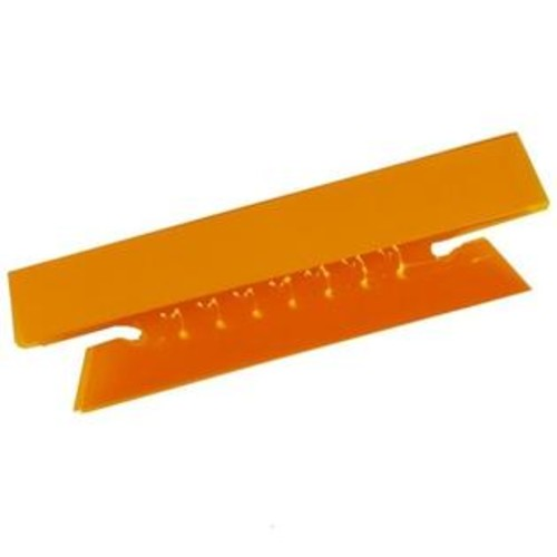 Esselte Hanging File Folder Tabs, 1/3 Tab, 3 1/2 Inch, 25/Pack