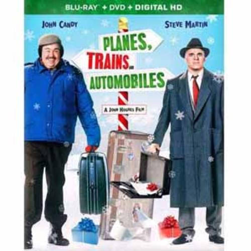 Planes, Trains and Automobiles [Blu-Ray] [DVD] [Digital HD]