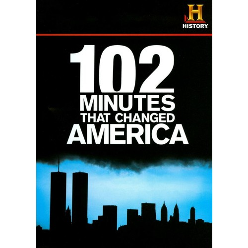 History Channel: 102 Minutes That Changed America [DVD] [English] [2008]