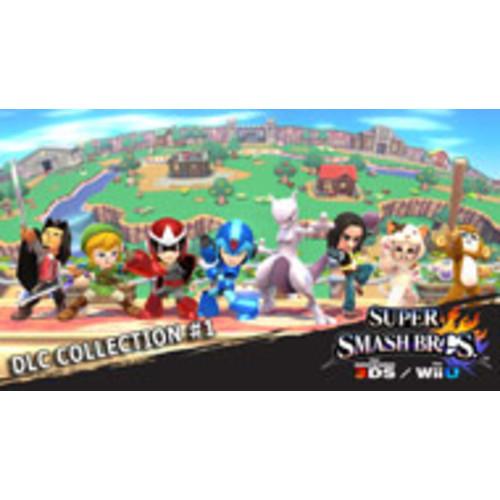 Super Smash Bros. DLC Collection 1 [Digital]