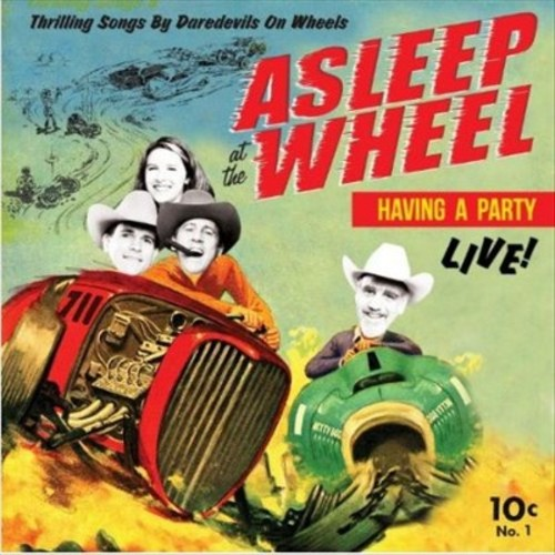 Having a Party Live [CD]