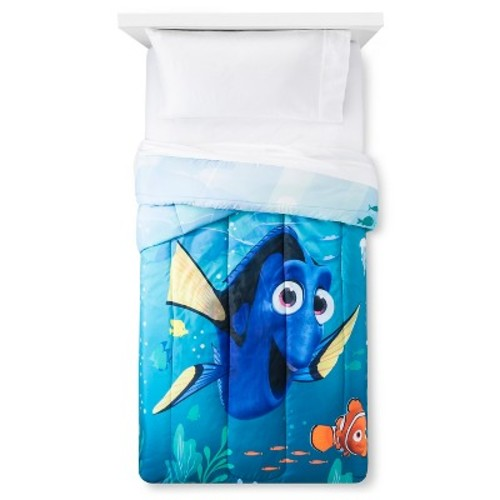 Finding Dory Comforter Twin Blue - Finding Dory