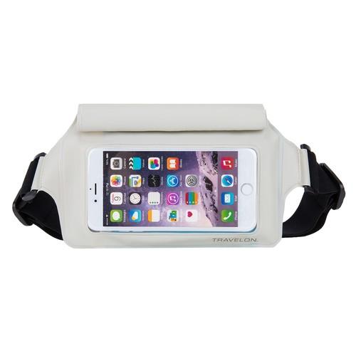 Travelon Waterproof Smartphone Waist Pouch