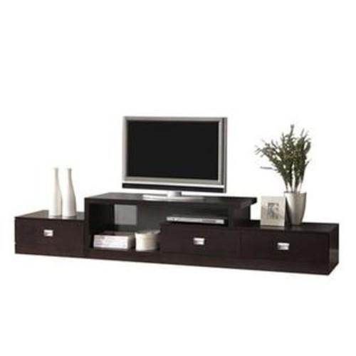 Baxton Studio FTV-4125 Marconi Asymmetrical TV Stand