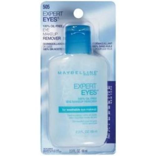 Maybelline New York Maybelline expert eyes oil free eye makeup remover liquid - 3 ea