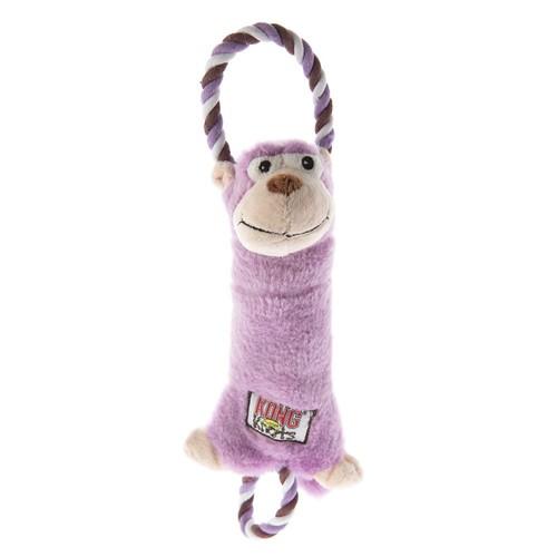 KONG Tugger Knots Monkey Dog Toy