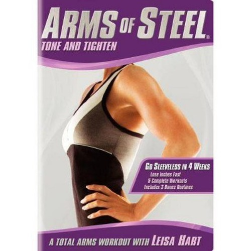 Arms of Steel: Tone and Tighten (DVD) (Eng/Spa) 2007