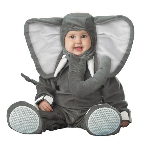 Infant Lil Elephant Costume