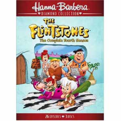 The Flintstones: The Complete Fourth Season [DVD]