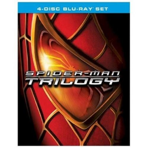 Spider-Man (2002)/Spider-Man 2 (2004)/Spider-Man 3 (2007) (Blu-ray)