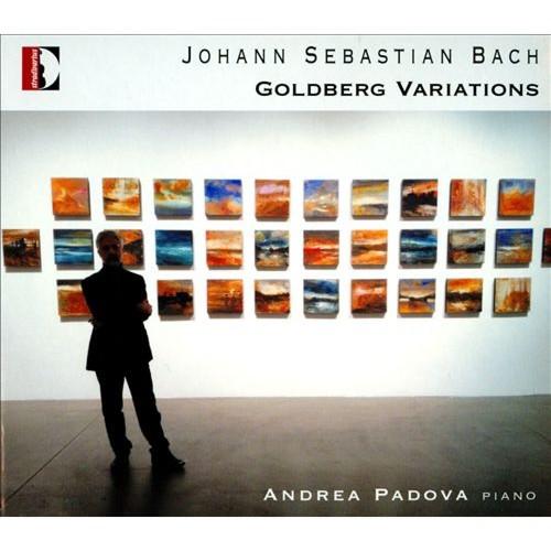 Johann Sebastian Bach: Goldberg Variations [CD]