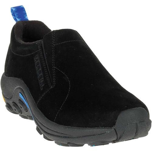 MERRELL Mens Jungle Moc Ice+ Waterproof Casual Shoes, Black