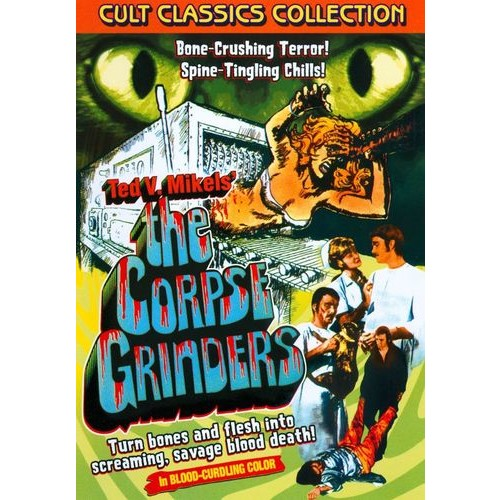 The Corpse Grinders [DVD] [1971]