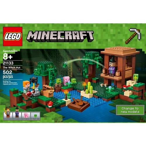 LEGO - Minecraft The Witch Hut