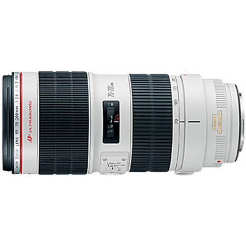 Canon EF 70-200mm f/2.8L IS II USM Telephoto Zoom Lens EOS DSLR Cameras 2751B002
