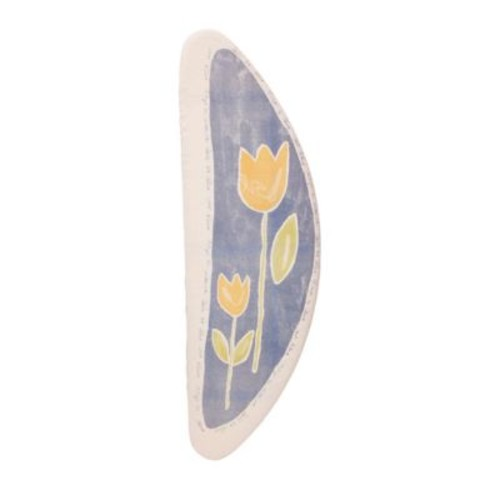 Household Essentials Halfmoon Replacement Wide Top Cover and Pad Ironing Board