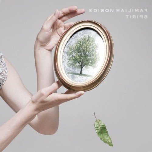 Edison - Familiar Spirit (CD)