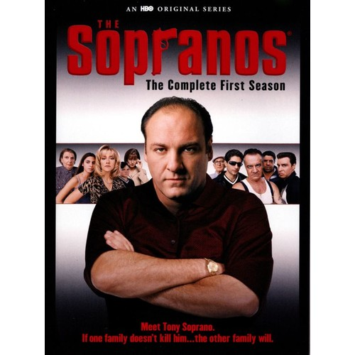 The Sopranos: The Complete First Season [4 Discs] [DVD]