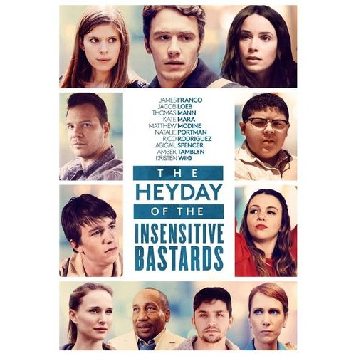 The Heyday of the Insensitive Bastards [DVD] [2017]