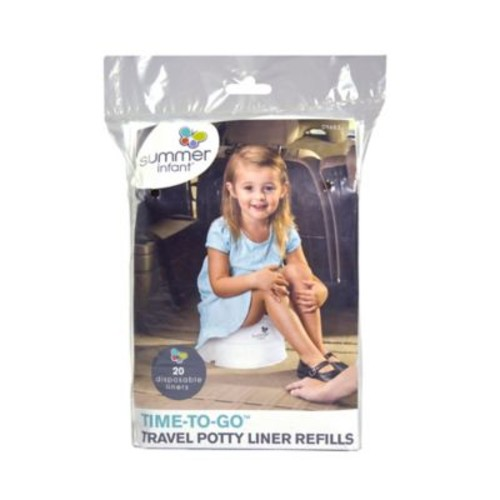 Summer Infant 20-Count Travel Potty Liners