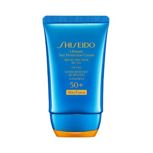 Ultimate Sun Protection Cream for Face SPF 50+ WetForce