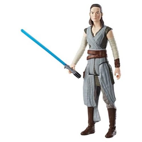 Star Wars: The Last Jedi Rey (Jedi Training) Action Figure 12