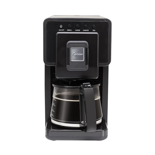 Capresso - Coffeemaker - Black