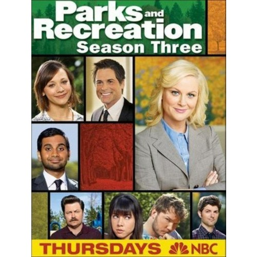 Parks and Recreation: Season Three [3 Discs]