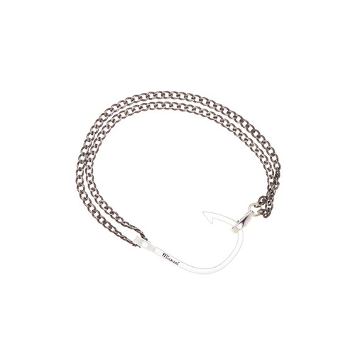 Hook-On Sterling Silver Chain