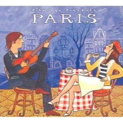 Putumayo presents - Paris (CD)