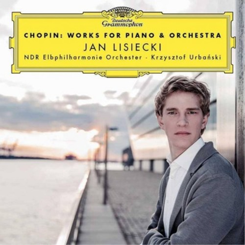 Various - Chopin:Works For Piano & Orchestra (CD)