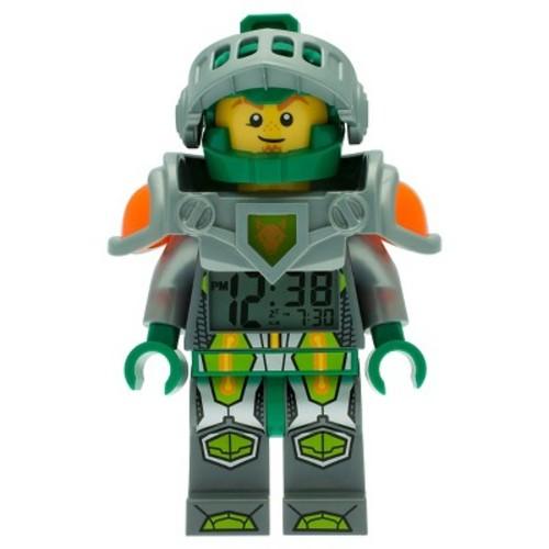 LEGO Nexo Knight Minifigure Clock - Aaron