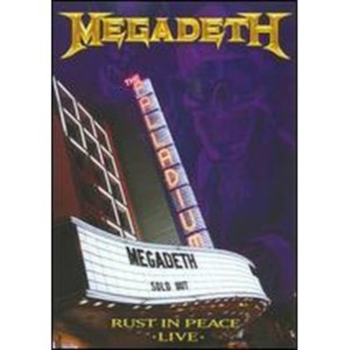 Megadeth: Rust in Peace - Live WSE DD5.1