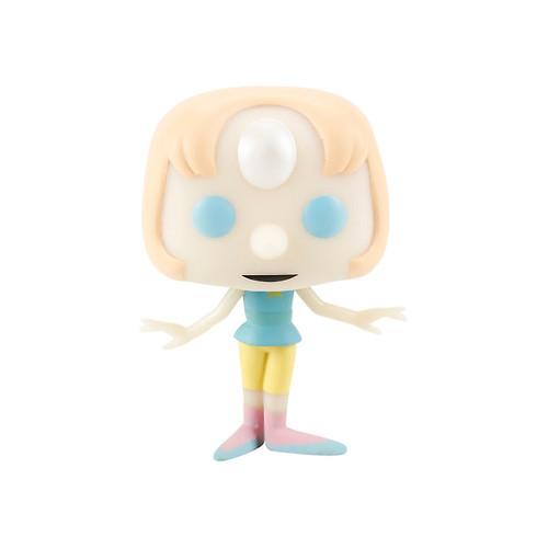 Funko Steven Universe Pop! Animation Glow-In-The-Dark Pearl Vinyl Figure Hot Topic Exclusive