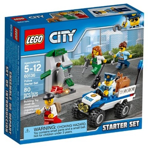 LEGO City Police Police Starter Set 60136